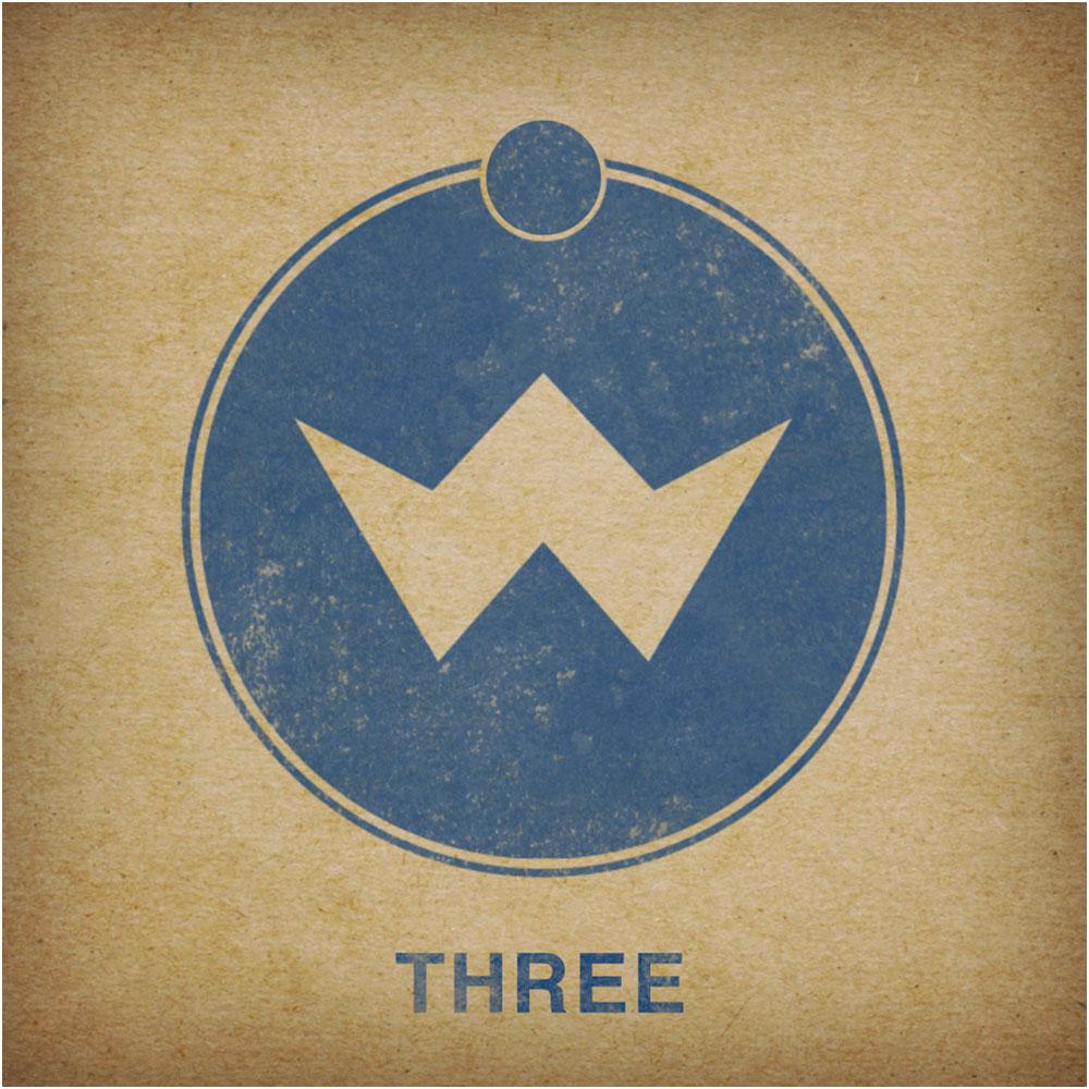 V3 album border