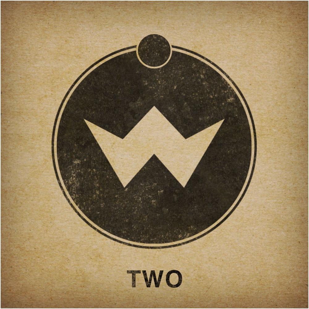 V2 album border
